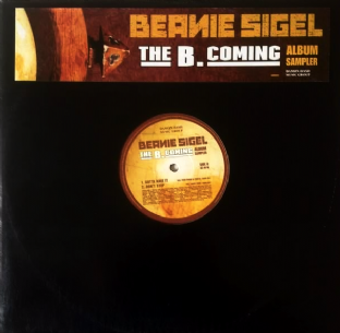 "Beanie Sigel ‎- The B. Coming Album Sampler EP (12"") (Promo) (G+/VG)"